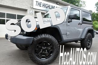 2014 Jeep Wrangler Willys Wheeler Waterbury, Connecticut