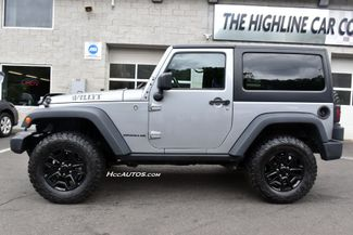2014 Jeep Wrangler Willys Wheeler Waterbury, Connecticut 1