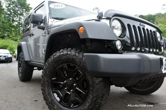 2014 Jeep Wrangler Willys Wheeler Waterbury, Connecticut 11