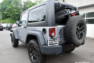 2014 Jeep Wrangler Willys Wheeler Waterbury, Connecticut 2