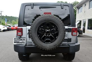 2014 Jeep Wrangler Willys Wheeler Waterbury, Connecticut 3