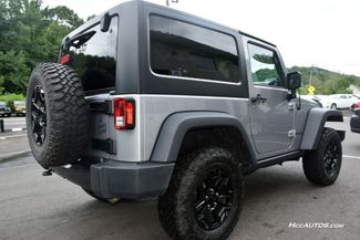 2014 Jeep Wrangler Willys Wheeler Waterbury, Connecticut 4