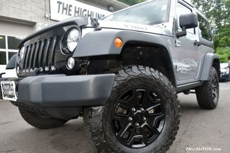 2014 Jeep Wrangler Willys Wheeler Waterbury, Connecticut 9