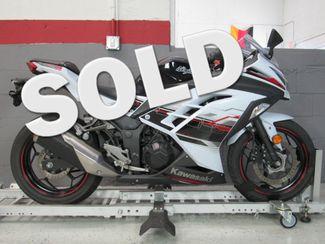 2014 Kawasaki Ninja 300 ABS in Dania Beach , Florida 33004