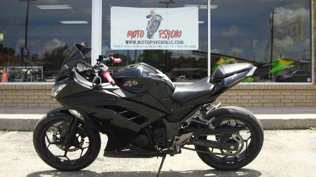 2014 Kawasaki Ninja 300 EX300AF