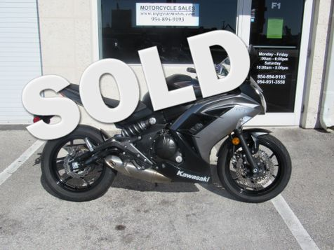2014 Kawasaki Ninja 650 ABS  in Dania Beach, Florida