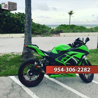 2014 Kawasaki Ninja® 300 in FORT LAUDERDALE FL, 33309