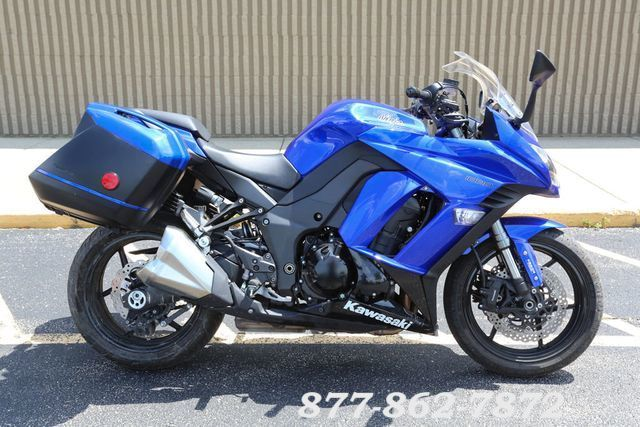 2014 Kawasaki Ninjar 1000 ABS in Chicago, Illinois 60555