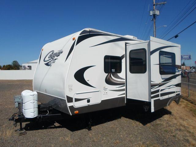 2014 Keystone Cougar 21RBS Salem, Oregon