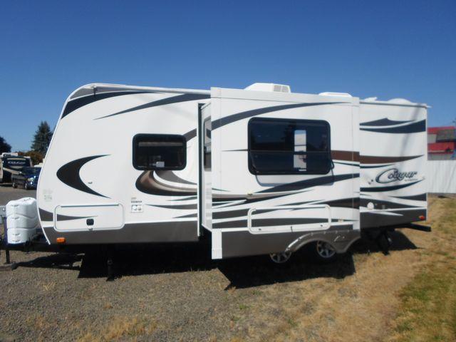 2014 Keystone Cougar 21RBS Salem, Oregon 2