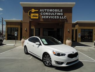 2014 Kia Cadenza LIMITED-SXL in Bullhead City Arizona, 86442-6452