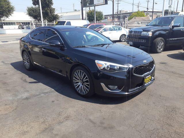 2014 Kia Cadenza Premium Los Angeles, CA 4