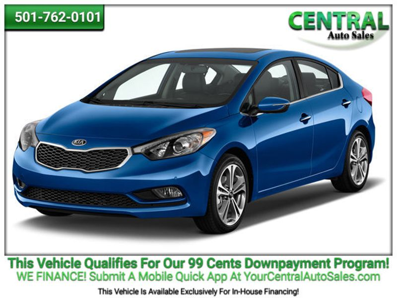 2014 Kia Forte 5-Door EX | Hot Springs, AR | Central Auto Sales in Hot Springs AR