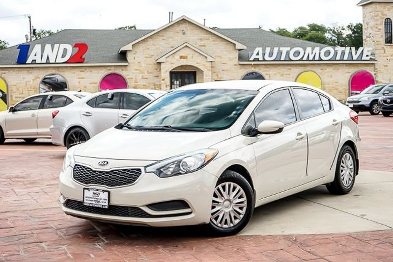 2014 Kia Forte LX in Dallas TX