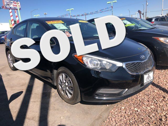 2014 Kia Forte LX CAR PROS AUTO CENTER (702) 405-9905 Las Vegas, Nevada