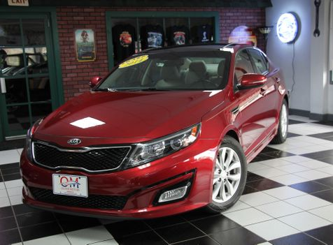 2014 Kia Optima EX in Baraboo, WI