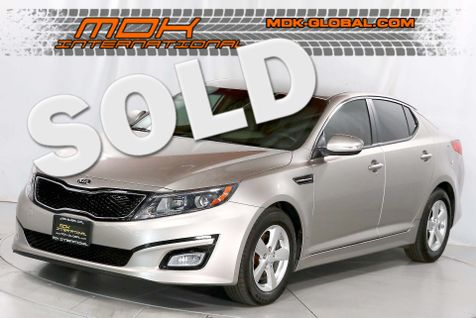 2014 Kia Optima LX - New front tires - Bluetooth in Los Angeles