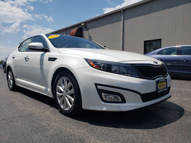2014 Kia Optima EX | Champaign, Illinois | The Auto Mall of Champaign in Champaign Illinois