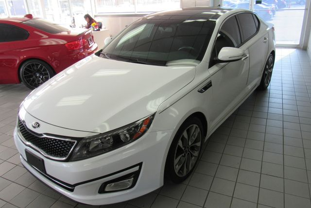 2014 Kia Optima SX Turbo W/ NAVIGATION SYSTEM/ BACK UP CAM Chicago, Illinois 2