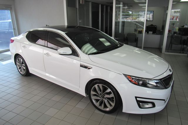 2014 Kia Optima SX Turbo W/ NAVIGATION SYSTEM/ BACK UP CAM Chicago, Illinois