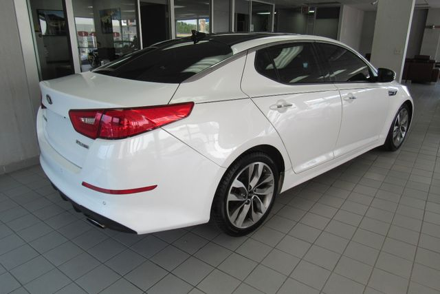 2014 Kia Optima SX Turbo W/ NAVIGATION SYSTEM/ BACK UP CAM Chicago, Illinois 3