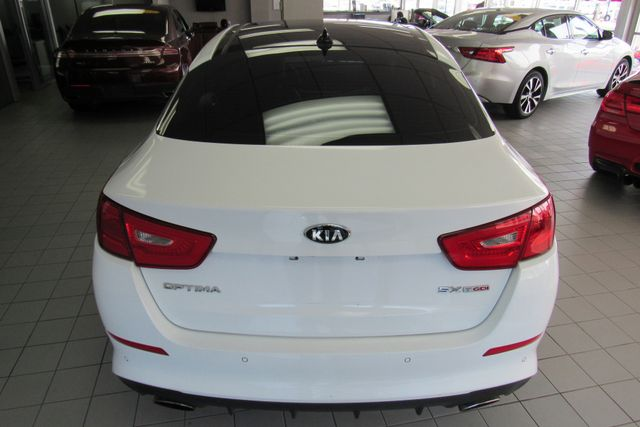 2014 Kia Optima SX Turbo W/ NAVIGATION SYSTEM/ BACK UP CAM Chicago, Illinois 4