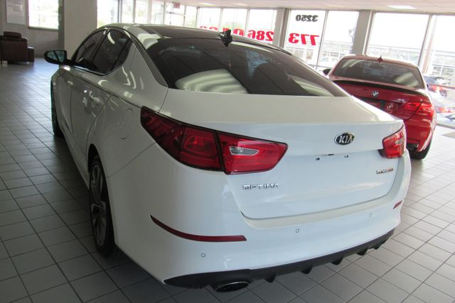 2014 Kia Optima SX Turbo W/ NAVIGATION SYSTEM/ BACK UP CAM Chicago, Illinois 5