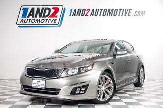 2014 Kia Optima SXL Turbo in Dallas TX