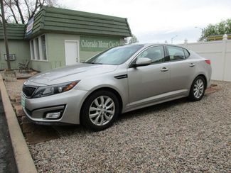 2014 Kia Optima EX in Fort Collins, CO 80524