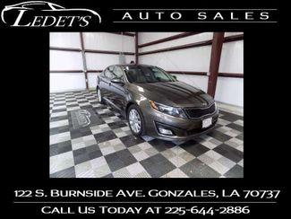 2014 Kia Optima EX - Ledet's Auto Sales Gonzales_state_zip in Gonzales