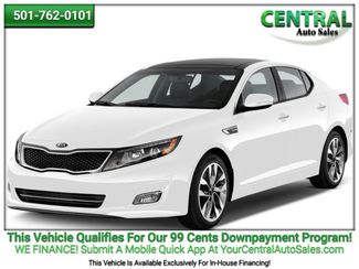 2014 Kia Optima LX | Hot Springs, AR | Central Auto Sales in Hot Springs AR