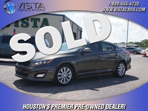 2014 Kia Optima EX in Houston, Texas