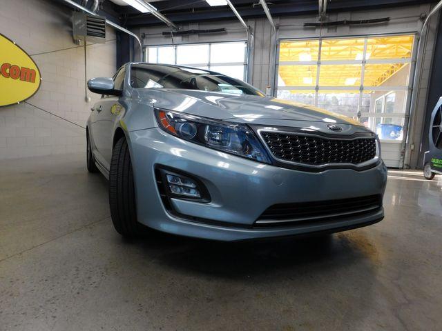 2014 Kia Optima Hybrid EX in Airport Motor Mile ( Metro Knoxville ), TN 37777