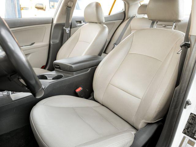 2014 Kia Optima Hybrid EX Burbank, CA 10