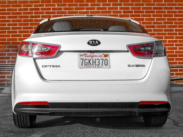 2014 Kia Optima Hybrid EX Burbank, CA 3