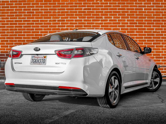 2014 Kia Optima Hybrid EX Burbank, CA 4
