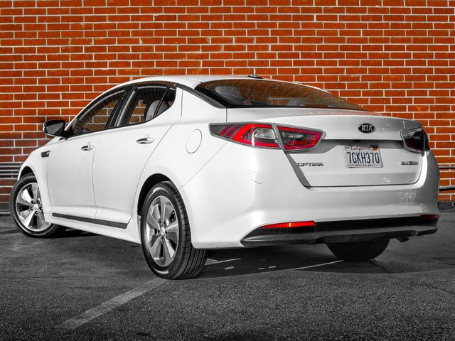 2014 Kia Optima Hybrid EX Burbank, CA 5