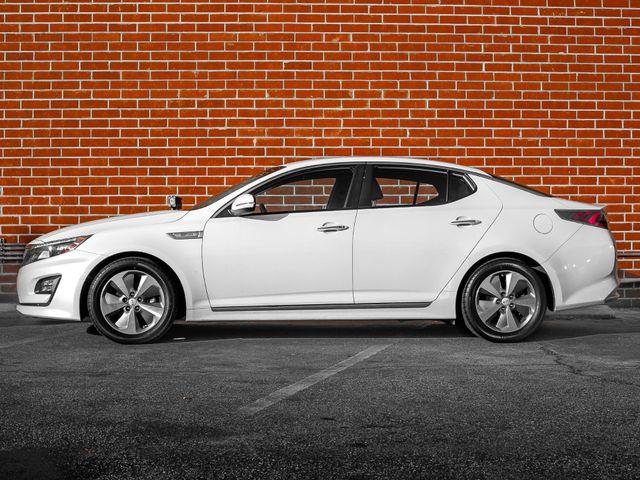 2014 Kia Optima Hybrid EX Burbank, CA 6