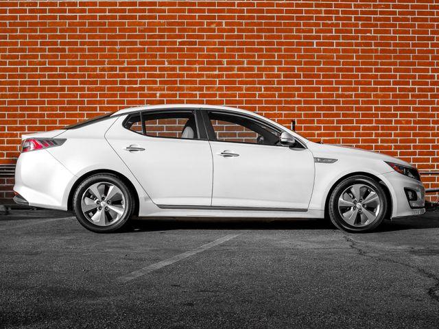 2014 Kia Optima Hybrid EX Burbank, CA 7