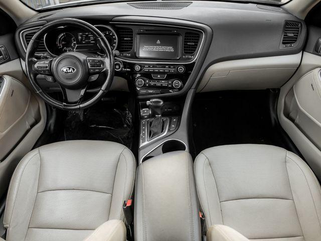 2014 Kia Optima Hybrid EX Burbank, CA 8
