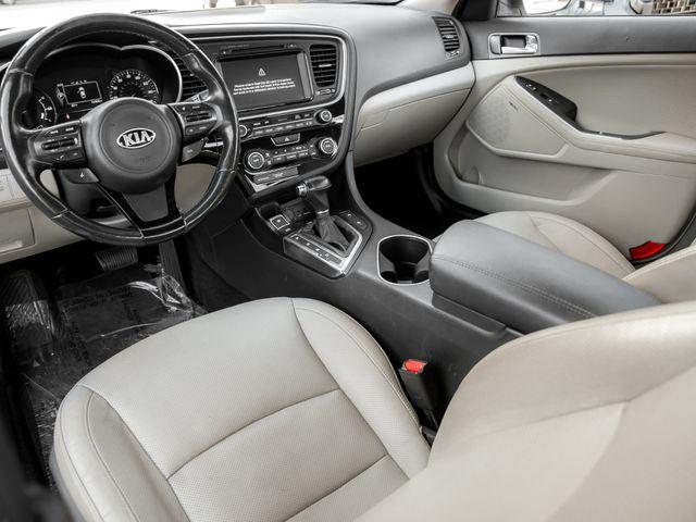 2014 Kia Optima Hybrid EX Burbank, CA 9