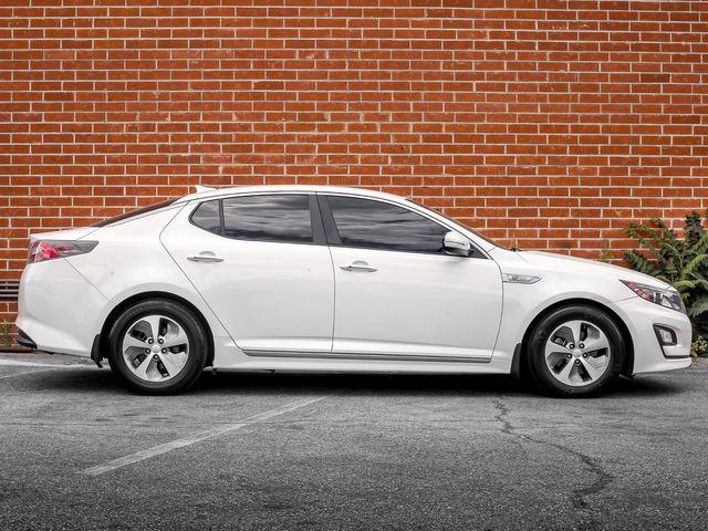 2014 Kia Optima Hybrid LX Burbank, CA 3