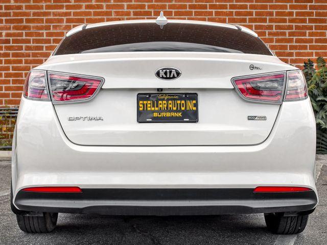 2014 Kia Optima Hybrid LX Burbank, CA 7