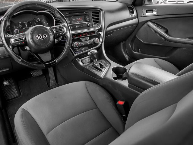 2014 Kia Optima Hybrid LX Burbank, CA 9