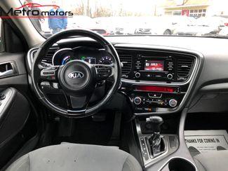 2014 Kia Optima Hybrid LX Knoxville , Tennessee 34