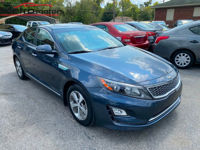2014 Kia Optima Hybrid LX in Knoxville, Tennessee 37917