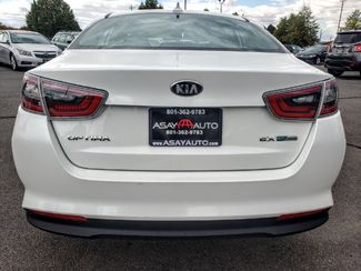 2014 Kia Optima Hybrid EX LINDON, UT 8