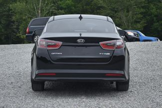2014 Kia Optima Hybrid EX Naugatuck, Connecticut 3