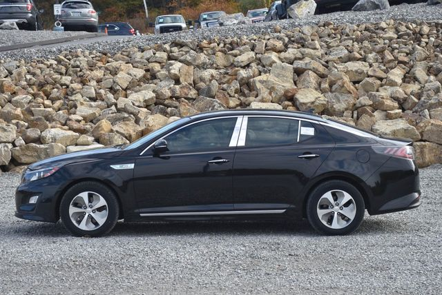 2014 Kia Optima Hybrid LX Naugatuck, Connecticut 1