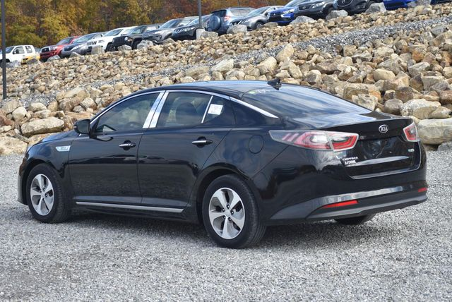 2014 Kia Optima Hybrid LX Naugatuck, Connecticut 2